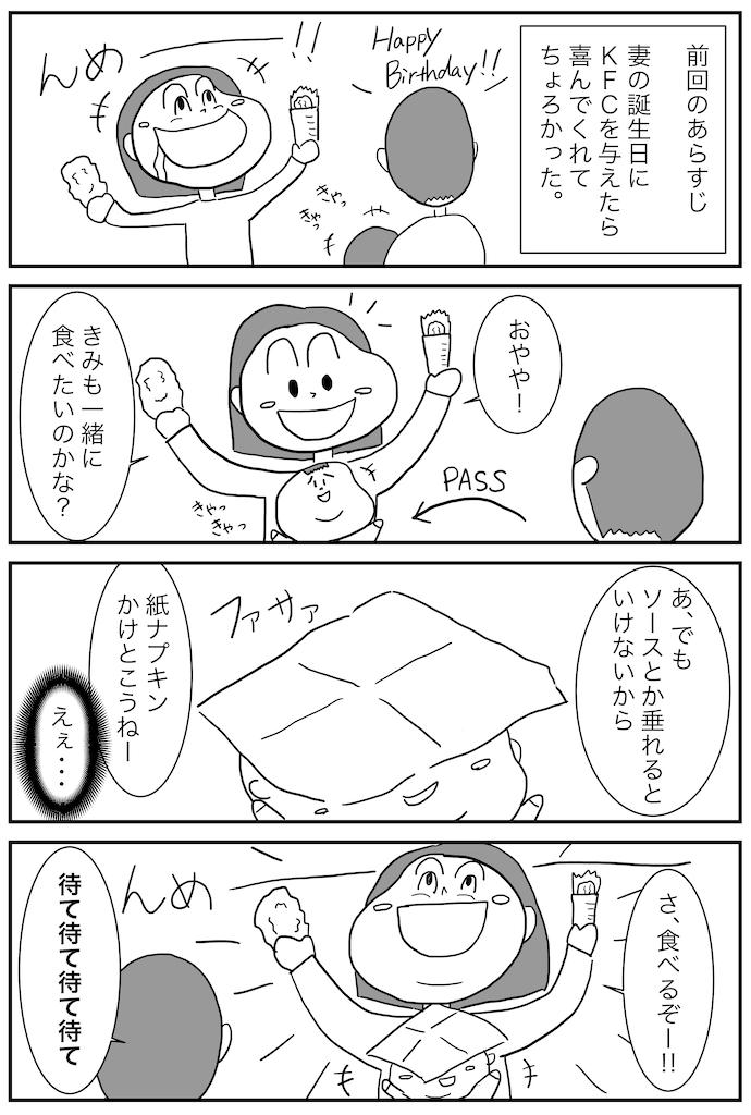 4コマ漫画(KFC-2)