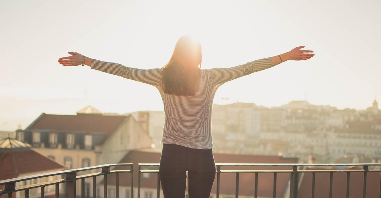 woman-morning