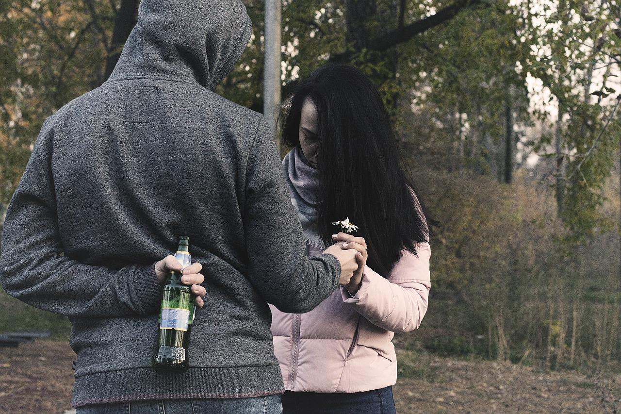 quarrel-couple