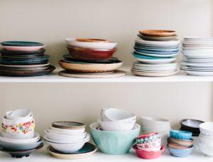 dish-shelf