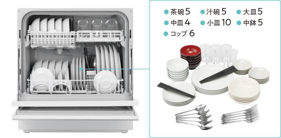 dish-washer-panasonic-NP-TH4