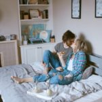 couple-relaxing-in-the-room