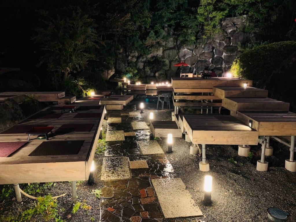 hotel-koushien-tea-house-night-time-2