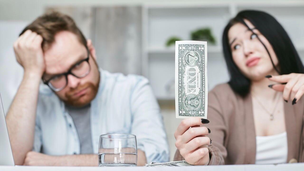 husbands-salary-dropped
